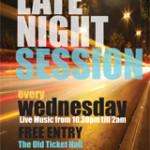 Every Wednesday - Late night acoustics