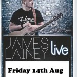 James Lainey 14.8.15